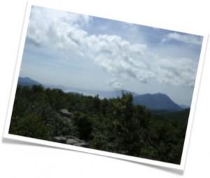 山頂からはどんな景色が見られるでしょうか?当日良いお天気に恵まれます様に!